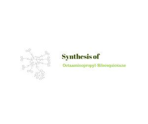 synthesis octaaminopropyl